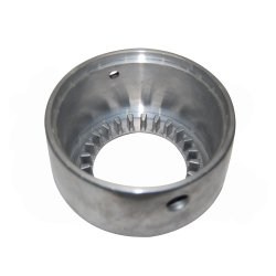 Pièce de métal de moulage par injection moulage sous pression en alliage en aluminium de précision