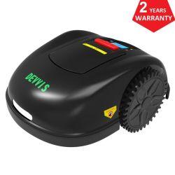 FBA-Lager Devvis Hauptroboter-Mäher-Garten-Rasenmäher E1600t mit Batterie des Lithium-13.2ah für grossen Rasen, Funktions-Kapazität 3600m2, imprägnierte Aufladeeinheit