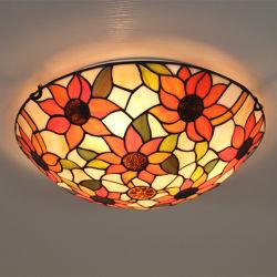 Тиффани стиле потолочные светильники для использования внутри помещений Home Lighting (WH-ТА-01)