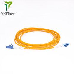 Câble séparateur PLC FTTX St APC UPC en mode unique cordon de raccordement à fibre optique