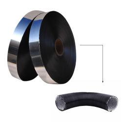 Folha de mylar de alumínio de qualidade tubo flexível de ar para o sistema de ventilação de ar