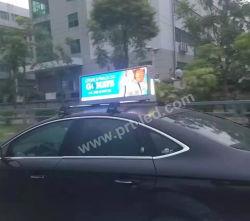 Color dinámico coche Monitor de techo LED P5, P6 Outdoor