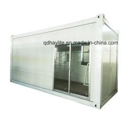 Camera vivente prefabbricata personalizzata rapida del contenitore del pacchetto piano dell'installazione