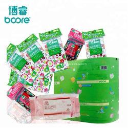 Печать пакета пластиковую пленку с BOPP/пэт / PE