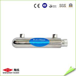 Système de traitement de l'eau stérilisateur UV pour purificateur d'eau