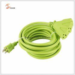 UL/ETL Sjtw удлинительный шнур питания для установки вне помещений