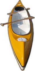 Seeboots-einzelne Personen-Ozean-Kanu-Kanu 510