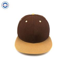 Nuovo cappello piano acrilico su ordinazione di Snapback del berretto da baseball di era del bordo