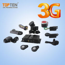 GPS des systèmes de suivi du véhicule avec limiteur de vitesse, moniteur de carburant (TK510-KW)