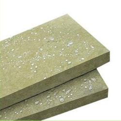 Placa de isolamento de lã mineral, material de construção