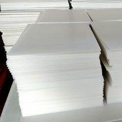 """18"""" X 12"""" x 4 mm Blanc du Coroplast du plastique ondulé"""