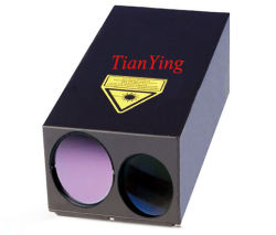 15m x 8m 비행기 40km 12.5Hz 1570nm는 Laser 거리측정기를 다이오드 양수했다