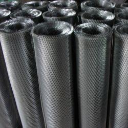 Folha de metal expandido galvanizado para diferentes tamanhos de malha de metal