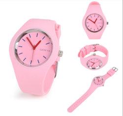 Het beste Verkopende Horloge van het Gel van het Kiezelzuur voor de Jonge geitjes van Studenten