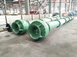 500vcp-38 vertical arbre long de la turbine pompe utilisée dans l'original des oeuvres de l'eau, les déchets de l'eau, d'usine de la métallurgie et de l'acier, de l'industrie de la station d'alimentation, une mine de la pompe de drainage