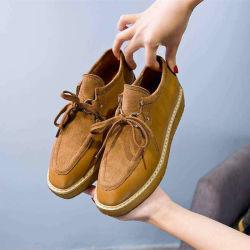 Ultime Scarpe Da Donna In Pelle Stile Sneakers Moda No.: Scarpe Casual-Ps001
