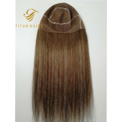 Perruque Blonde Cheveux humains chinois