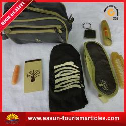 Kit de viaje por las comodidades del hotel VIP de Aerolíneas mayorista Kit