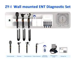 Zy-J'ai monté sur un mur ent Ensemble de Diagnostic