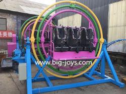 2/4/6 Plazas Amusement giroscopio humano para la venta (BJ-HG01).