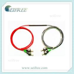 10/90, 20/80, 50/50 1310/1550 NM 1X2 & 2X2 de Breedband Optische Koppeling van de Vezel/Splitser/PLC Splitser