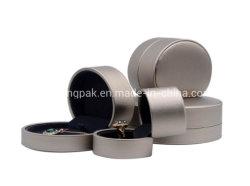 Anel Clamshell Magnético champanhe Embalagem Caixa de Armazenamento do anel de jóias caixa de exibição