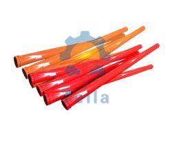 China-gerades Rohr für Sany Zoomlion Betonpumpe-LKW