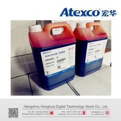 Kyocera 증명서를 가진 잉크를 인쇄하는 Atexco 민감하는 디지털 직물