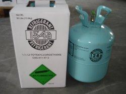 Tétrafluoroéthane le réfrigérant R134a gazeux avec de qualité supérieure