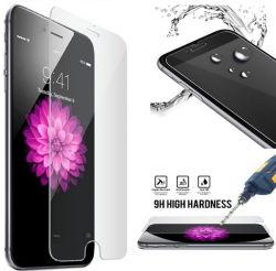 شاشة لمس عالية الجودة واقي شاشة زجاجية مقسّى لهاتف iPhone7plus