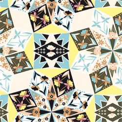 Comercio al por mayor impresión digital de alta calidad Textil de tela de seda (SZ-0073A)