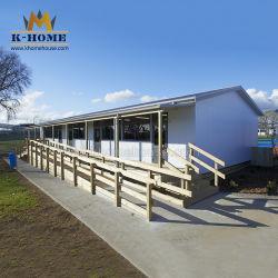 Модульные здания школы портативный сегменте панельного домостроения в учебных аудиториях