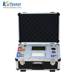Fiable y barata de probador de la relación de giro del transformador eléctrico Equipo de laboratorio de pruebas se vuelve con un Buen Servicio Posventa