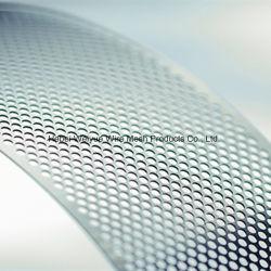 Перфорированный лист из нержавеющей стали химического травления фотографий сетка фильтрации воды