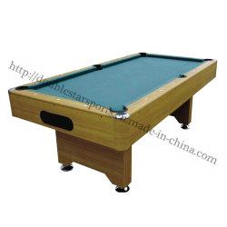 Billiard-Pool-Tisch der Qualitäts-7FT 8FT 9FT hölzerner