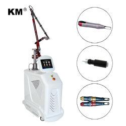 O TGA Aprovado Alexandrite Picosecond Q switched laser de Nd:YAG beleza/spa/Clinic