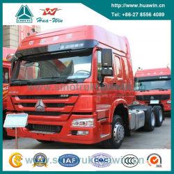 Sinotruk HOWO Truck 371HP 6X4 Tractor Truck