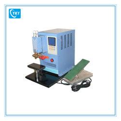 Contrôle de décharge capacitive Desk-Top Micro-Computer Pointeuse (pédale électrique type)