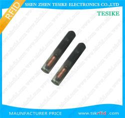 2.12*12mm Implante Microchip Animal RFID Chip Ntags216 AMOSTRA GRÁTIS