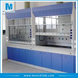 Venta caliente Vitrina de gases de laboratorio médico