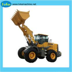 Hoge Kwaliteit Wiellader Mini 3500kg Shipment Sand Coal Garbage