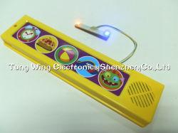 Botón 5 placa de sonido, Sonido Pad, módulo de sonido para niños Libro de sonido