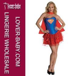 Wonder Girl Fancy costume de Super héros (L15234)