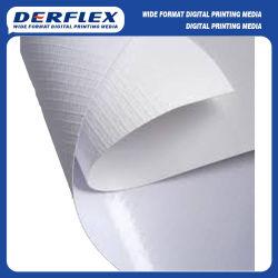 PVC Flex Frontlit de conception de la bannière pour le rouleau jusqu'à la publicité de bannière