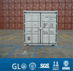 40 Gp Container van voet met de Verschepende Gediplomeerde Container van ISO