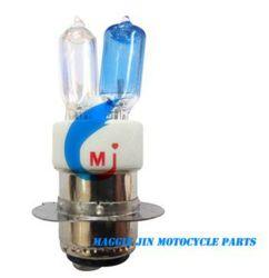 Lampadine del gemello della lampadina della parte del motociclo di P15D 25-1