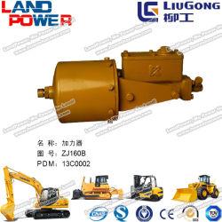 cargadora de ruedas Liugong reforzador de freno