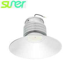 ضوء LED عالي Bay 150 واط/110 لومتر/واط، إضاءة السقف الصناعي UL موافقة لجنة الاتصالات الفيدرالية (FCC) على 4000K Nature White