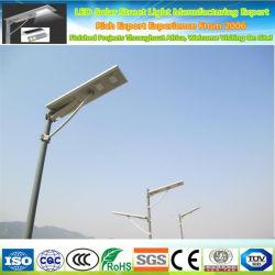 Tous les prix de gros dans l'une lampe à LED de la rue d'énergie solaire 20W 30W 50W 100W conduit Rue lumière solaire
