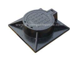 Водонепроницаемый клапан блока дозаторов с петлей